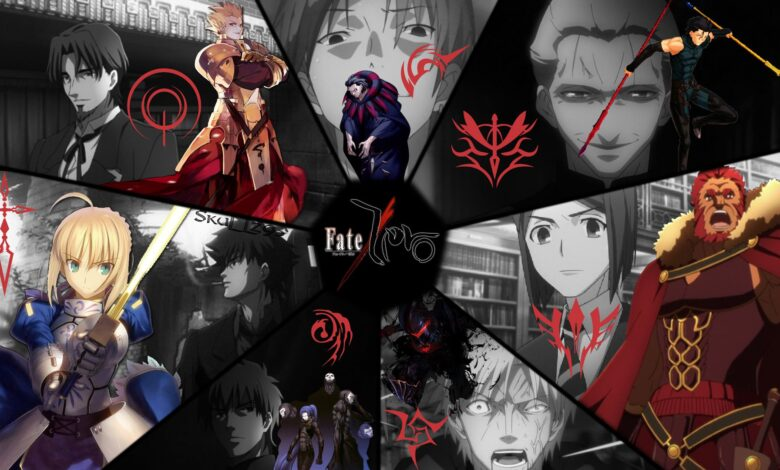 Fate Zero S1