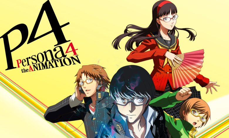 Persona 4 The Animation 1