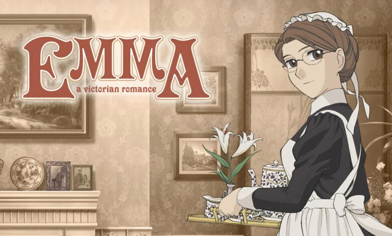 Eikoku Koi Monogatari Emma Intermission