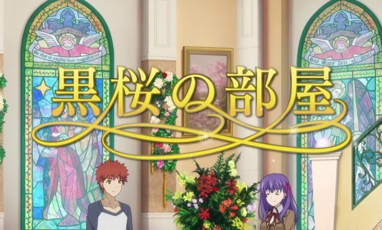 Fate Kaleid Liner Prisma☆illya Movie Sekka No Chikai Kuro Sakura No Heya