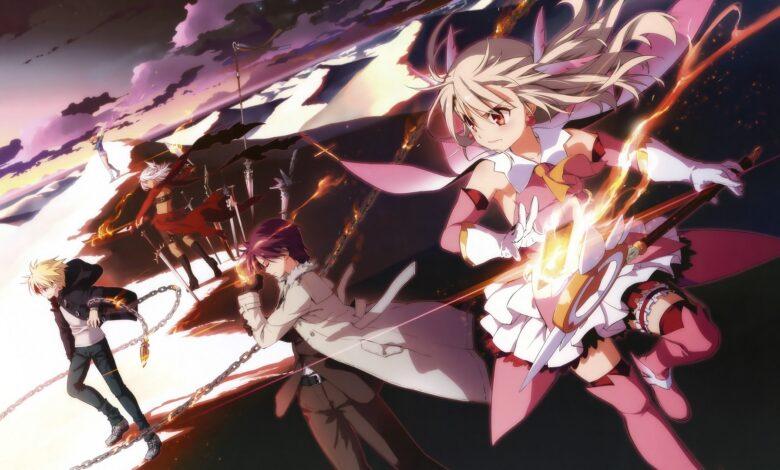 Fate Kaleid Liner Prisma☆illya 2wei!