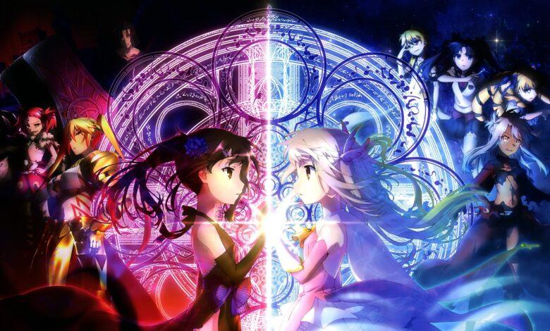 Fate Kaleid Liner Prisma☆illya 3rei!!