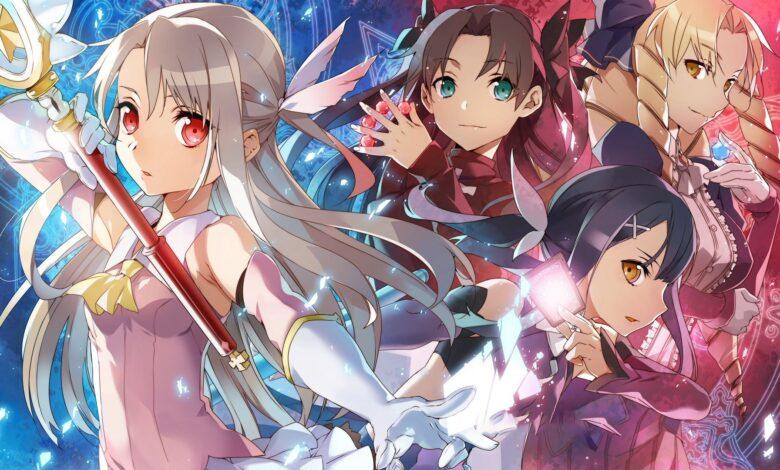 Fate Kaleid Liner Prisma☆illya